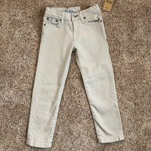 NEW with Tags Khaki Jeans. Polo Ralph Lauren